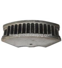 Casting Carbon Steel Railway Parts