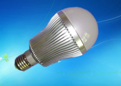 9W 12V DC LED Bulbs