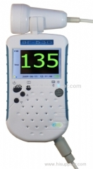 LCD Fetal Pocket Doppler