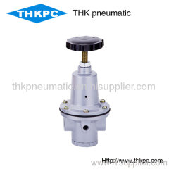 High pressure pneumatic regulator