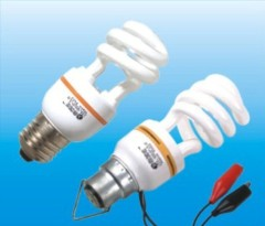 DC POWER CFL LAMPS