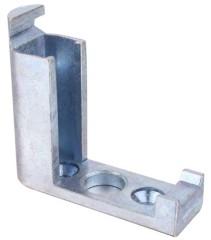 Zinc Pulley bracket