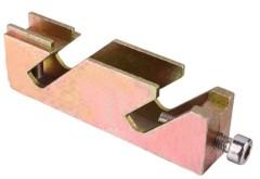 Zinc die casting pulley bracket