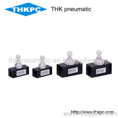 Pneumatic Flow Control Valves