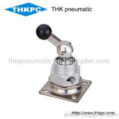 3/2 way Mini hand switch valve