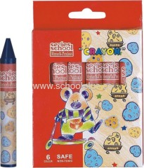 promotion crayon set for artist training class