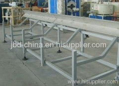 PVC drainage pipe production line