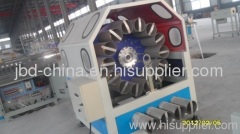 PVC fiber reinforced hose extrusion machine