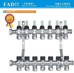FDA series stainelss steel manifold