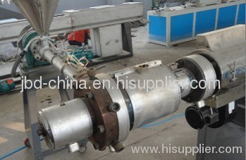 PPR water supply pipe production line