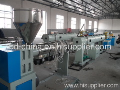 PPR/PERT/PP/PE/PEX pipe production line