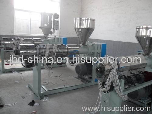 PPR/PERT/PP/PE/PEX pipe making machine
