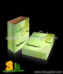 3D lenticular craft gift bags packings