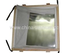 alloy of titanium foil