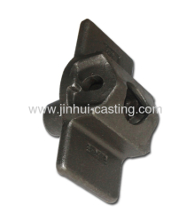 Precission Steel Casting Railway Parts