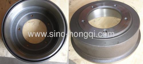Brake drum 42431-37080 for Toyota coaster
