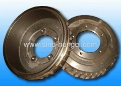 Brake drum 43512-36191 for Toyota coaster
