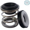 Water mediums mechanical seal for single spring seal