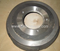 Brake drum 43512-36190 for Hino