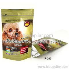bag for pet food
