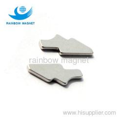 Permanent neodymium Iron Boron irregular magnet