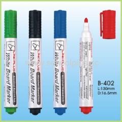Simple design dry eraser marker