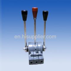 Modified car Dumper hydraulic valves