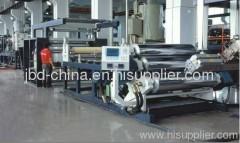 PET sheet making machine