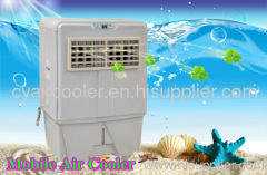 low noise mobile evaporative Portable Air Cooling