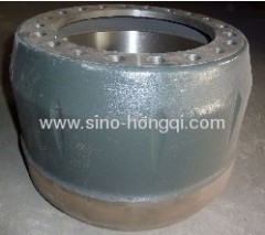 Brake drum 3464210301 for Benz