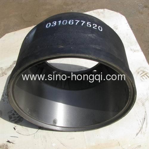 Brake drum 0310677520 for BPW