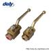 KHB BKH carbon steel high pressure ball valve