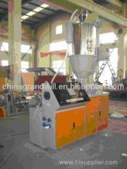 Water Supply large diameter PE Pipe Extrusion Line