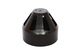 HDPE Permeability Caps Pipe Fittings