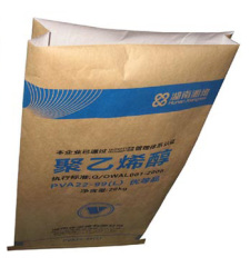 PP and paper materail poly paper bag for packing cements, sands
