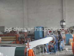 EPE foam sheet making machine