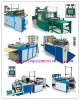 Plastic bag / PE bag / Garbage bag / shopping bag / t-shirt bag making machine