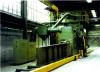 steel beam abrasive blasting machine