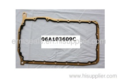 oil pan gasket for volkswagen 06A103609C
