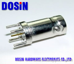 BNC Female Connector For PCB Mount