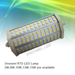 15w r7s led lamps