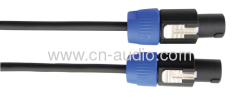 8-conductor Heavy-duty speaker cable