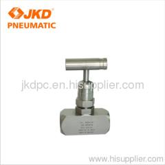 1/8 High pressure stainless steel needle valve