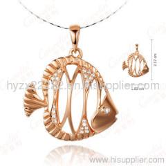 18k gold diamond pendant necklace,18k rose gold necklace,diamond pendant,fine jewelry