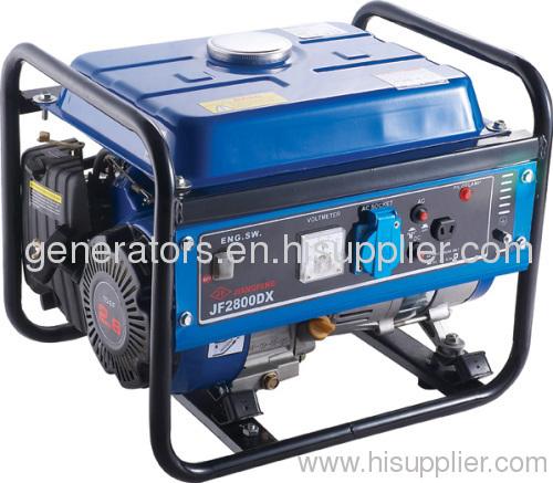 Air-cooled gasoline generator