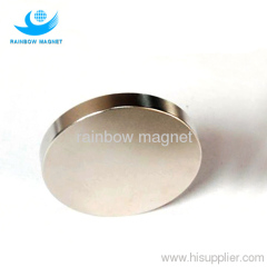 Rare Earth Ndfeb disc Magnet. sintered neo magnet disc