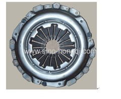Clutch disc 41100-43300 for HYUNDAI
