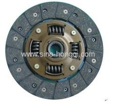 Clutch disc 22400-A78B00 for DAEWOO