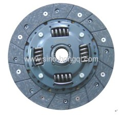 Clutch disc 31250-87548 for DAIHATSU