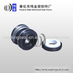 rubber bellow water seal of pumps